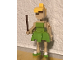 Gear No: LLFL03  Name: Miniland Figure Tinker Bell (Glued)