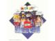 Gear No: LWCstkde  Name: Sticker, Lego World Club Germany (925.510-D)