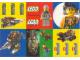 Gear No: LWCstkrr  Name: Sticker, Lego World Club - Rock Raiders Sheet