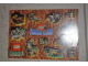Gear No: LWCstkrr3  Name: Sticker, Lego World Club - Rock Raiders Sheet - Rock Background