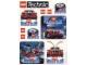 Gear No: LWCstkte  Name: Sticker, Lego World Club - Technic Sheet (928.438)