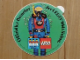 Gear No: LWSstk83de2  Name: Sticker Sheet, Lego World Show 1983 Diver