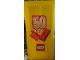 Gear No: LegLogBan08  Name: Display Flag Cloth, LEGO 50 Year Anniversary Logo