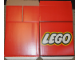 Gear No: Legocube02  Name: Display Carton Cube, Medium LEGO Logo