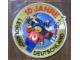 Gear No: MAGLLDE002  Name: Magnet Flat, 10 Jahre Legoland Deutschland