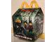 Gear No: MCDbox02  Name: McDonald's Box, The LEGO Ninjago Movie Pattern