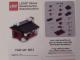 Gear No: MMMB1302DE  Name: Mini-Modell des Monats-Karte - 2013 02 Februar, Hütte