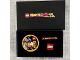 Gear No: Monkiepin1  Name: Pin, Monkie Kid Set, LEGO Logo and Minifigures