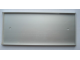 Gear No: Mx2420B  Name: Modulex Door Name Plate Holder Case with Screw Holes (For 22 x 50 Baseplate)