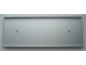 Gear No: Mx2420D  Name: Modulex Door Name Plate Holder Case with Screw Holes (For 22 x 60 Baseplate)
