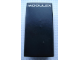 Gear No: MxBox12  Name: Modulex Storage Box Black 1 x 2 (Empty)