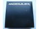 Gear No: MxBox22  Name: Modulex Storage Box Black 2 x 2 (Empty)