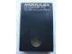 Gear No: MxBox23WL  Name: Modulex Storage Box Black 2 x 3 with Window and 'Made in Denmark' (Empty)