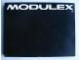 Gear No: MxBox68  Name: Modulex Storage Box Black 6 x 8 (Empty)