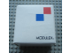 Gear No: MxWBox11  Name: Modulex Storage Box White 1 x 1