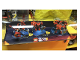Gear No: NexAM1  Name: Display Assembled Set, Nexo Knights Set 70361 and 70363 in Plastic Case