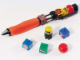 Gear No: P1529  Name: Basketball Pen 2001