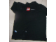 "Gear No: Polo5  Name: Shirt, Classic Adult's Polo Black with LEGO Logo and ""just imagine..."" Stitched on Back"