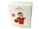 Gear No: QXI3749  Name: Christmas Tree Ornament, Hallmark LEGO Santa Claus