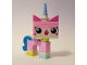 Gear No: QXI3789  Name: Christmas Tree Ornament, Hallmark LEGO Unikitty, The LEGO Movie 2