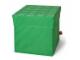 Gear No: SD377green  Name: Storage Stool Green 30.5 x 30.5 x 31.5