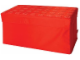 Gear No: SD378red  Name: Storage Bench Red 30.5 x 62 x 31.5