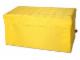 Gear No: SD378yellow  Name: Storage Bench Yellow 30.5 x 62 x 31.5