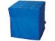 Gear No: SD508blue  Name: Storage Stool Blue 38 x 38 x 37