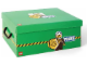 Gear No: SD536green  Name: Storage Box XL Police Green 39.5 x 29.5 x 18.5