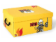 Gear No: SD536yellow  Name: Storage Box XL Fire Yellow 39.5 x 29.5 x 18.5