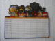 Gear No: STP06  Name: School Timeplan - Minifigures (Stundenplan)