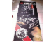 Gear No: SW10YBan3  Name: Display Flag Cloth, Star Wars 10 YEAR Anniversary - Large, Darth Vader and Set 8017