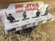 Gear No: SW7AM5  Name: Display Assembled Minifigures, Star Wars Ep. 8 on Turntable with Mounts