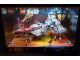 Gear No: SWCWAM1  Name: Display Assembled Set, Large Plastic Case for Star Wars Clone Wars with Light and Sound (shows 7964 and 7959)