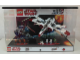 Gear No: SWCWAM3  Name: Display Assembled Set, Large Plastic Case for Star Wars Clone Wars with Light and Sound (shows 8086 and 8088)