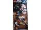 Gear No: SWCWBan03  Name: Display Flag Cloth, Star Wars Clone Wars - Bounty Hunter Assault Gunship and T-6 Jedi Shuttle