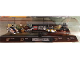 Gear No: SWMFAM3  Name: Display Assembled Set, Star Wars Sets 75160, 75161, 75162 and 75163 in Plastic Case