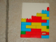 Gear No: Scratchpad1  Name: Scratchpad, Bricks and Lego Logo Pattern