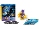 Gear No: TLBM07  Name: Video DVD and BD and Digital HD - The LEGO Batman Movie with Batgirl Minifigure and Postcards (Target Excusive)