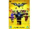 Gear No: TLBM09  Name: Video DVD - The LEGO Batman Movie