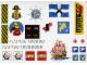 Gear No: TLCUK08  Name: Sticker Sheet, The Lego Club UK Sheet 08