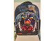 Gear No: TLNMbackpack01  Name: Backpack The LEGO Ninjago Movie with Lloyd, Jay, Kai, and Zane