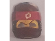 Gear No: TLNMmask04  Name: Headgear, Mask, The LEGO Ninjago Movie Kai