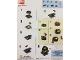 Gear No: TRUBatSig  Name: Toys R Us Exclusive Build Instructions: Batman Bat-Signal (Bricktober Build)