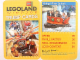 Gear No: TRUMP11  Name: Legoland Windsor Trump Card, Vikings' River Splash