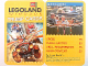 Gear No: TRUMP5  Name: Legoland Windsor Trump Card, Spinning Spider