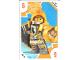 Gear No: TRUTC15  Name: Toys 'R' Us Trading Card Various Themes - No. 15 - Nexo Knights - 5 Lance