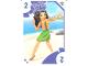 Gear No: TRUTC42  Name: Toys 'R' Us Trading Card Various Themes - No. 42 - Friends - 2 Emma