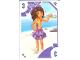 Gear No: TRUTC43  Name: Toys 'R' Us Trading Card Various Themes - No. 43 - Friends - 3 Andrea