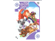 Gear No: TRUTC47  Name: Toys 'R' Us Trading Card Various Themes - No. 47 - Friends - II Hunde / Dogs